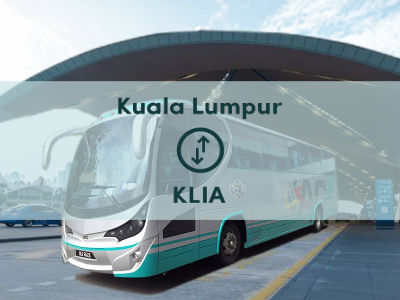 Newly Launched KL Sentral ⇄ KLIA Airport Coach