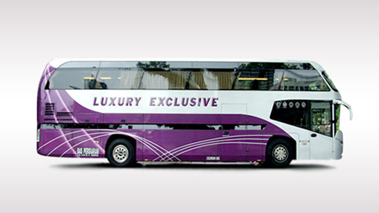 Luxury Coach Service Express Bus
