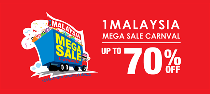 Mega Sale up to 70% off