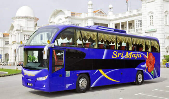 Sri Maju Express Bus