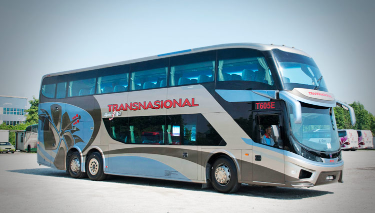 Transional Express Bus
